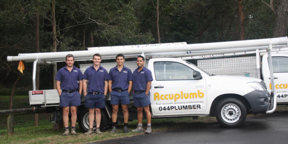 Residential Plumbing Accuplumb
